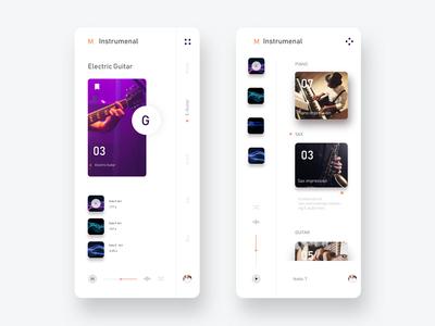 Music -Instrumental appi