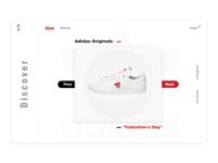 Adidas - Valentine - Concept