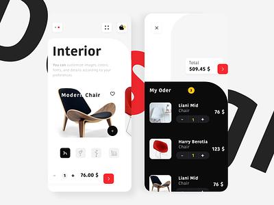 Interior App Design georgia interactive sell mobile app design temple ios android buy mobile chair interior branding app clean identity talavadze design ui