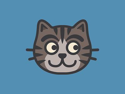 Cat vector art vector digital illustration cat