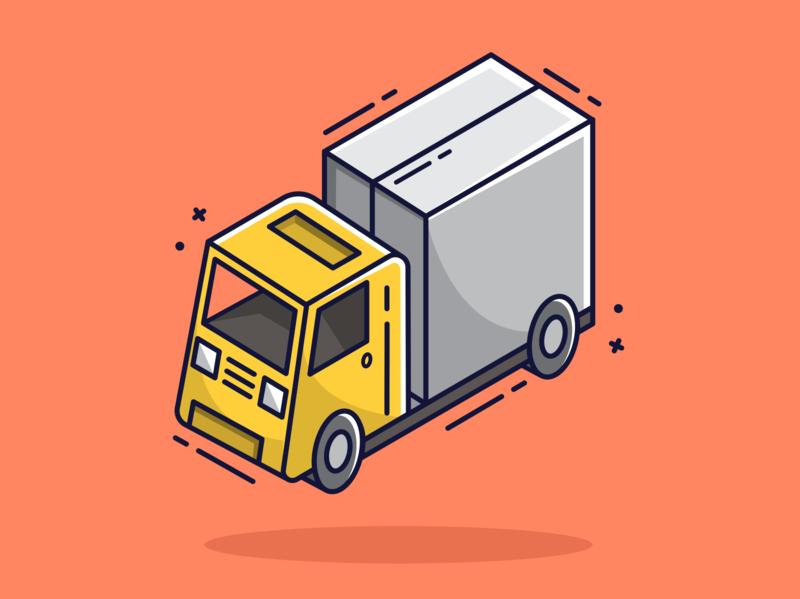 Transport Theme Flat Illustration flatvector flat minimal graphic design transport gaming branding flatdesign vector illustrator illustration