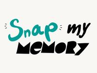 Logo Snap My Memory