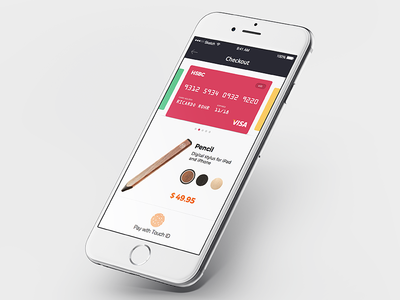 Daily UI 002 – Checkout (.sketch attached)