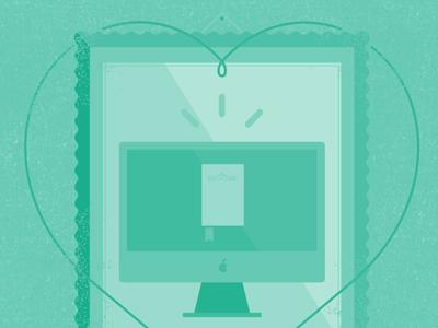 Ruzafa Guide illustration detail
