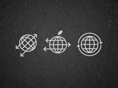 Intertrade Fruit Company logo test logo texture brand