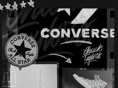 CONVERSE // All Star