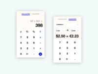 Calculator/Converter Concept