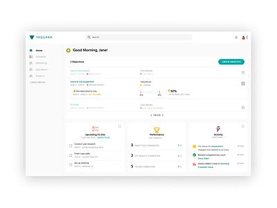 Dashboard Concept Redesign ecommerce business web app design dashboad design ui