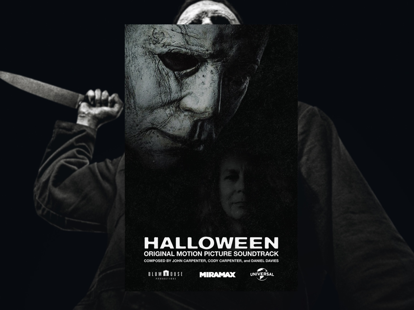Halloween 2018 Concept Movie Poster By Jonathan Carrillo