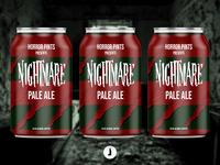 Nightmare Pale Ale | Horror Pints Beer