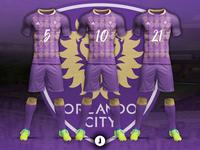 Orlando City Soccer Club | Home Jersey Concept