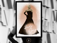 Lady Gaga | Concept Merchandise Poster