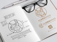 Llama Brand Logo