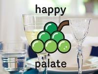 Happy Palate logo no. 2