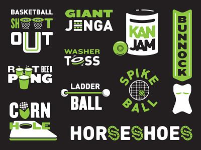 backyard games ladder ball washer toss kanjam bunnock spike ball horseshoes cornhole pong root beer jenga basketball