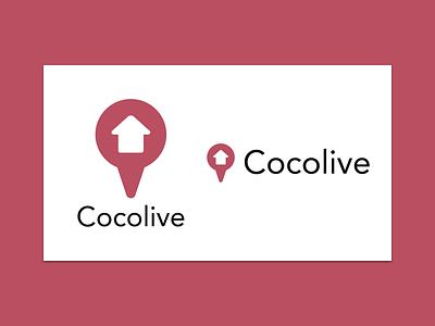 Cocolive design logo