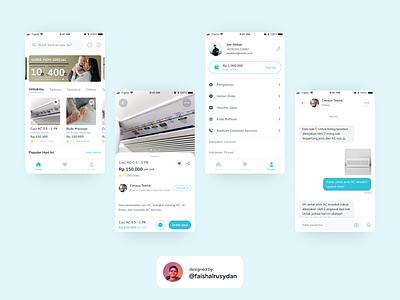 TUUPAI App Redesign Exploration clean ui design ui design awesome design inspiration mobile design app ui