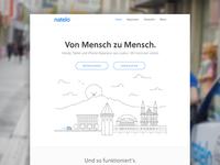 Startup from Lucerne –natelo