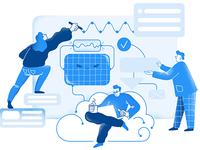 for educational online platform