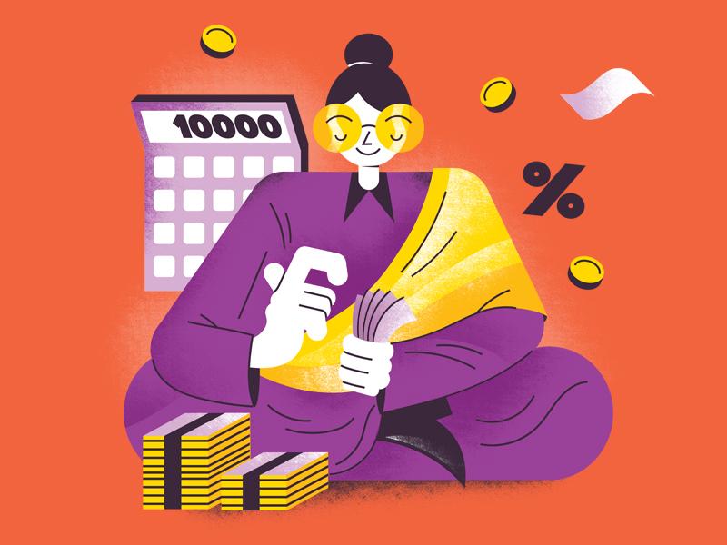 buddha accountant office accountant advocate buddha иллюстрация