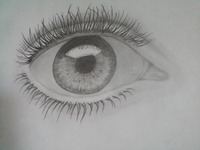 eye (traditional art)