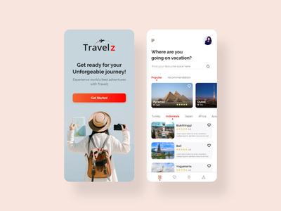 Traveling App 2020 minimal mobile app traveling mobile app traveling mobile app uiux ui traveling app travel agency travel travel app