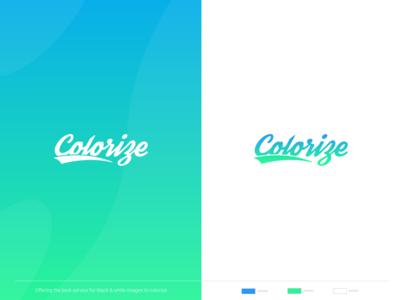 Colorize Logo