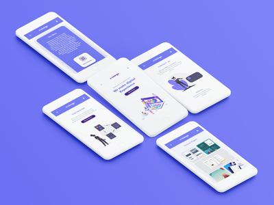 Systango Web application