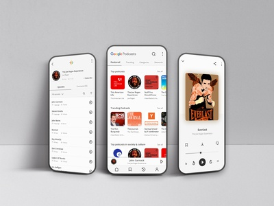 Google Podcast App