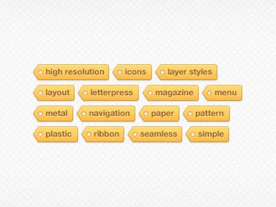 Tagtastic. tags tag cloud free freebie