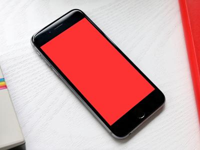 Freebie: Iphone 6 Mockups freebie mockup iphone6 free