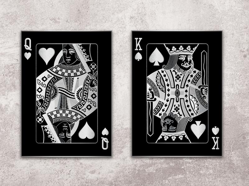 Cards Wall Art