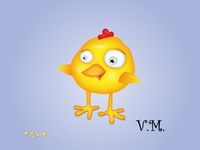 Chick Character