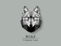 Wolf logo.