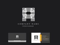 Business logo & card