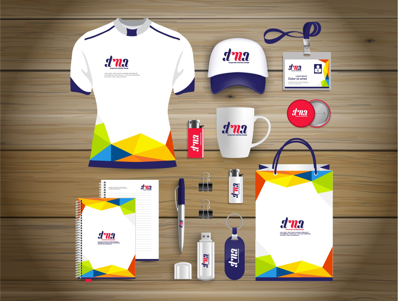 Brand Idendity Design print slogan tagline business logo branding design vector adobe illustrator