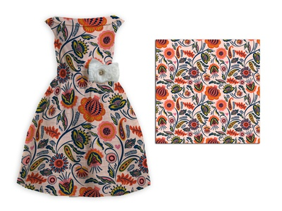 Kids Dress Pattern Design