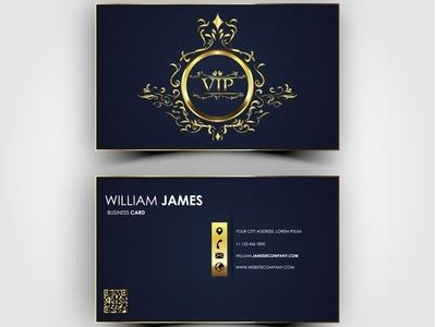 VIP Business Card