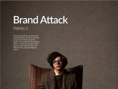 Palette 2 - Brand Attack