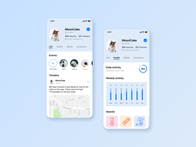 PetCare Social App