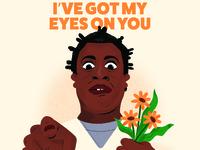 Alex Tait x Netflix Valentines OITNB