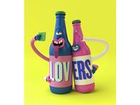 Design Lad 'Beer Lovers'