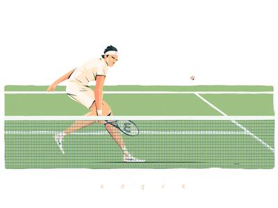 Joe Waldron 'Wimbledon'