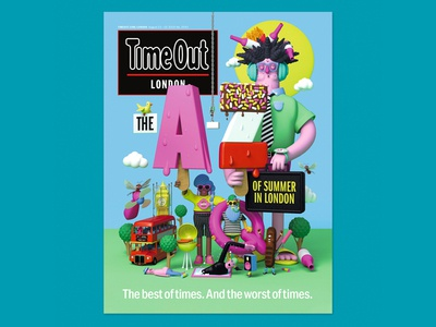 Design Lad x Time Out