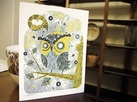 The Enamored Owl | Letterpress Anniversary Edition
