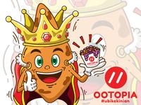 Ootopia Mascot