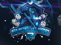 Esportslogo for Slicendice2 Australian gaming channel