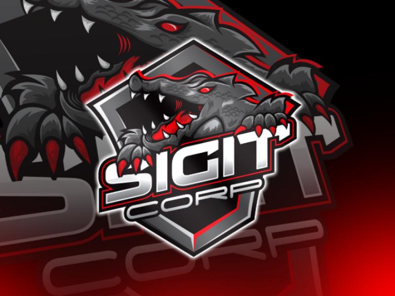 Bajul 🐊 game logo gaminglogo character mascotlogo mascotdesign logodesign logo esportslogo esports