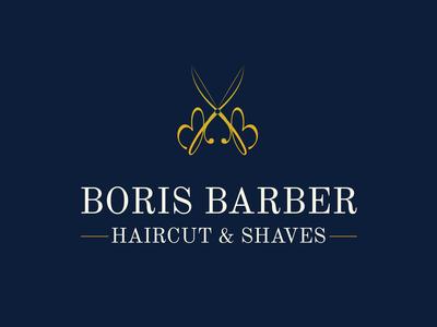 Logo for my favorite barber