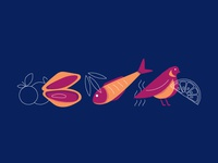 Seafood, Citrus & Smoke